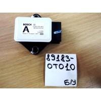 Датчик курсовой устойчивости Б/У 891830T010