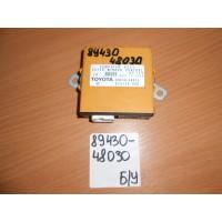 Блок управления зеркалами Б/У 8943048030