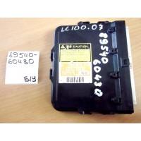 Блок ABS & TRC & VSC Б/У 8954060430