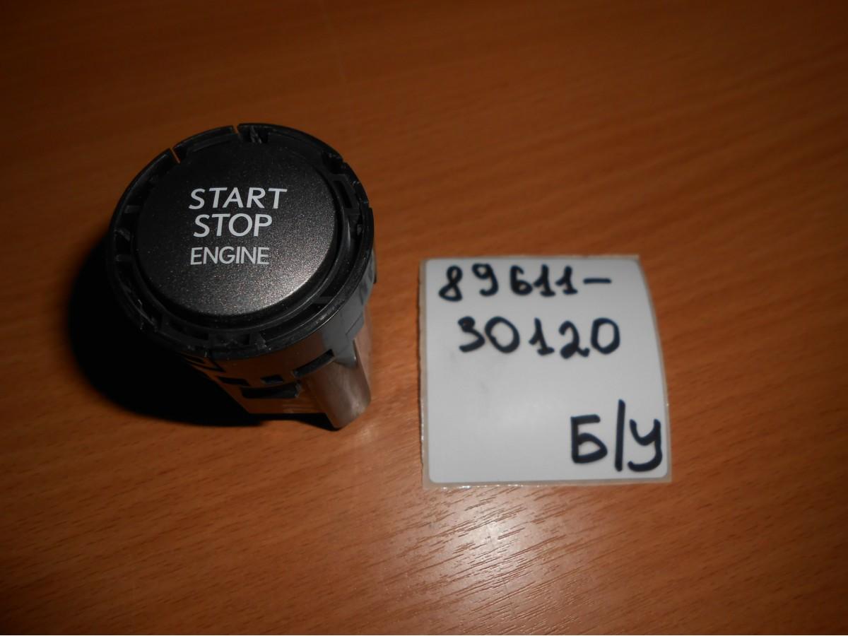 Кнопка старт стоп своими руками в 2110