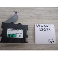 Блок управления 4WD Б/У 8963042020