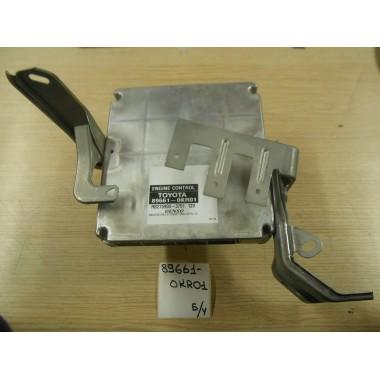 Блок управления двигателем Б/У 896610KR01