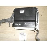 Блок управления двигателем Б/У 8966148F70