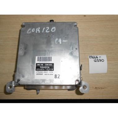 Блок управления двигателем Б/У 8966612370