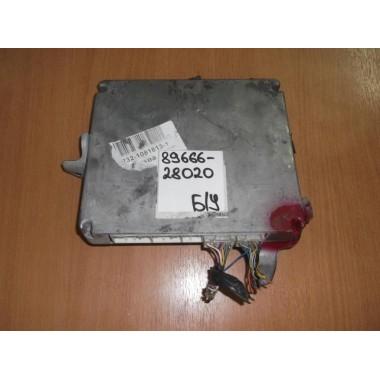 Блок управления двигателем Б/У 8966628020