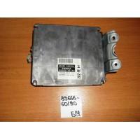 Блок управления двигателем Б/У 8966660190