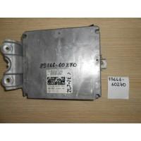 Блок управления двигателем Б/У 8966660270