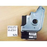 Блок контроля ремней безопасности Б/У 8981560130