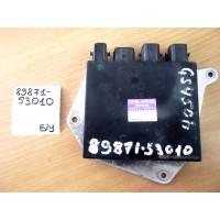 Блок управления топливными форсунками Б/У 8987153010