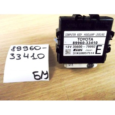Блок управления фарами Б/У 8996033410