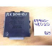 Блок управления фарами Б/У 8996048020