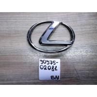 Эмблема Lexus Б/У 9097502081