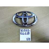 Эмблема Toyota Б/У  9097502129