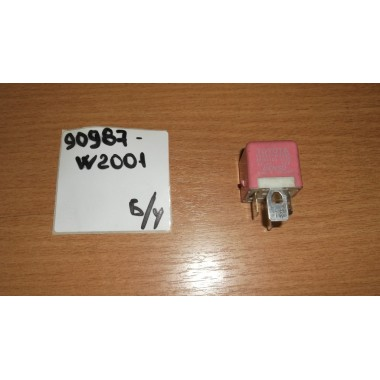 Реле Б/У 90987w2001
